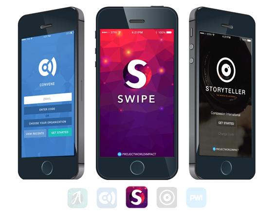 App – Swipe